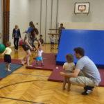 Eltern- und Kinderturnen mit Pfeffersport