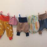Nähen von Kinderkleidung